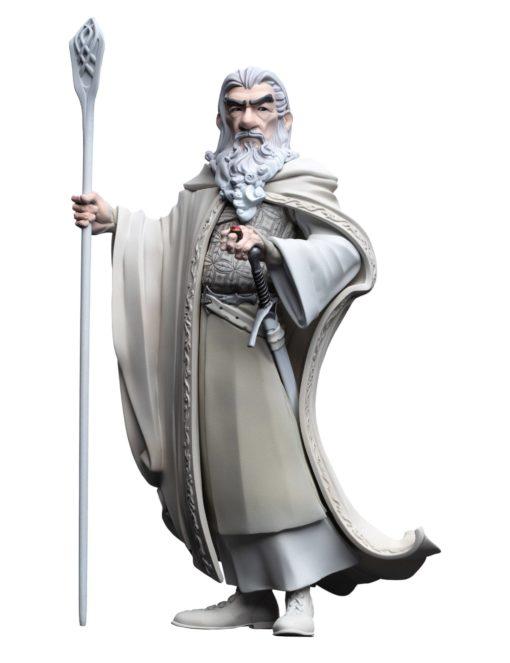 Lord of the Rings Mini Epics Vinyl Figure Gandalf the White 18 cm