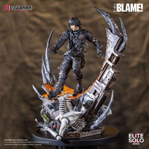 Blame! Elite Solo Diorama 1/6 Killy 43 cm