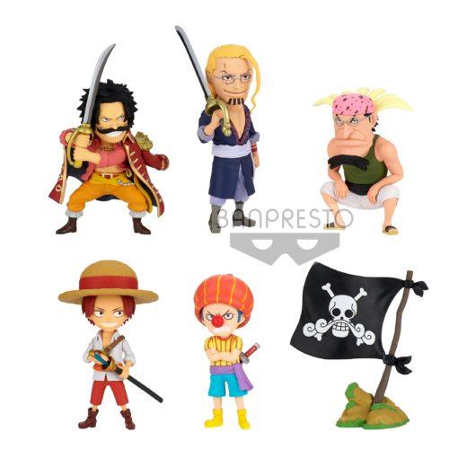 One Piece WCF ChiBi PVC Statues 7 cm Assortment Wanokuni Kaisouhen 2 (12)