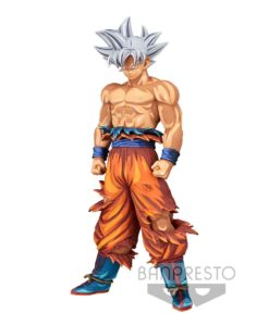 Dragon Ball Super Grandista PVC Statue Son Goku Manga Dimensions 28 cm