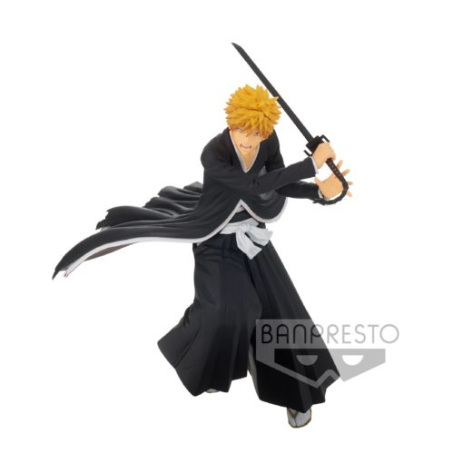 Bleach Soul Entered Model PVC Statue Ichigo Kurosaki 13 cm