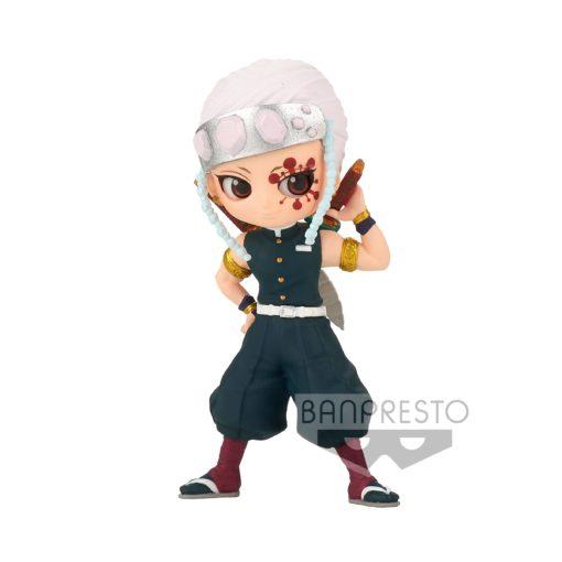 Demon Slayer Kimetsu no Yaiba Q Posket Petit Mini Figure Tengen Uzui Vol. 4 7 cm