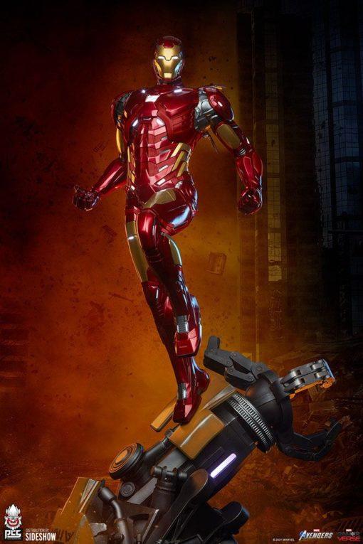 Marvel's Avengers Statue 1/3 Iron Man 90 cm