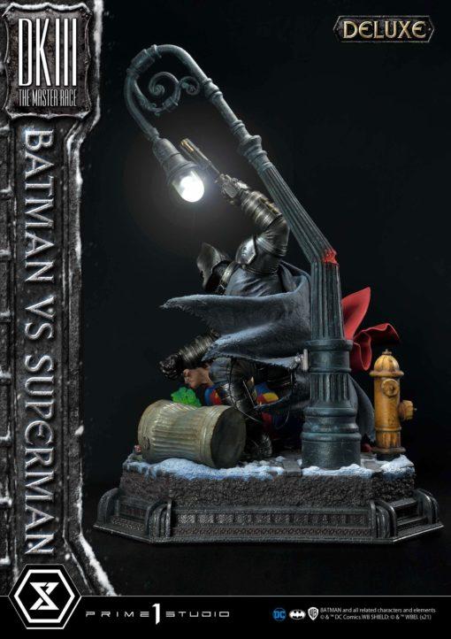 DC Comics Statue Batman Vs. Superman (The Dark Knight Returns) Deluxe Bonus Ver. 110 cm
