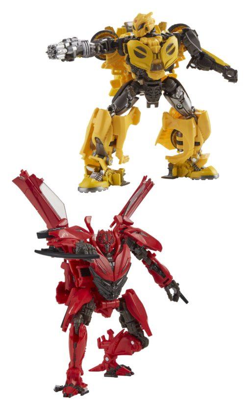 Transformers Studio Series Deluxe Class Action Figures 2021 Wave 2 Assortment (8)