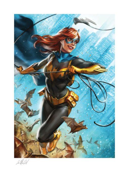 DC Comics Art Print Batgirl: The Last Joke 46 x 61 cm – unframed