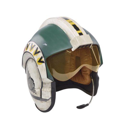 Star Wars Episode IV Black Series Electronic Wedge Antilles Battle Simulation Helmet