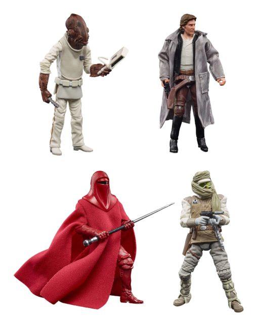 Star Wars Vintage Collection Action Figures 10 cm 2021 Wave 5 Assortment (8)