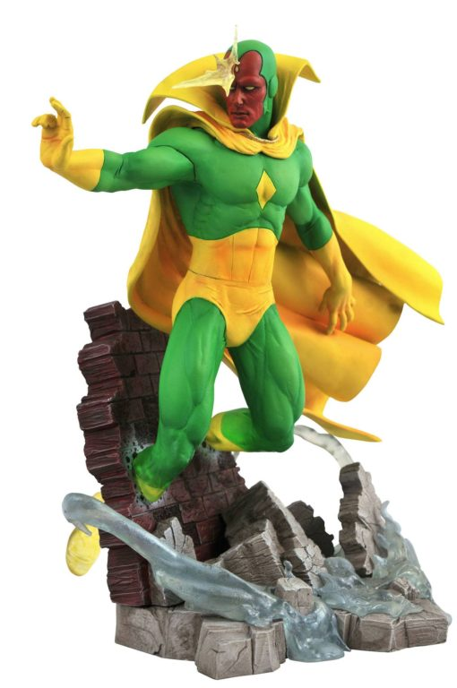 Marvel Comic Gallery Vs. PVC Statue Vision 27 cm