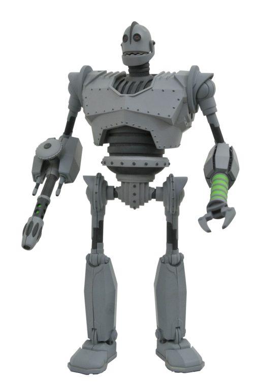 The Iron Giant Select Action Figure Battle Mode Iron Giant 22 cm