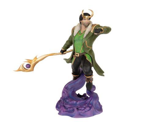 Marvel Contest Of Champions Video Game PVC Statue 1/10 Loki 20 cm