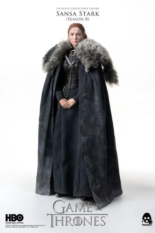 Game of Thrones Action Figure 1/6 Sansa Stark (Season 8) 29 cm