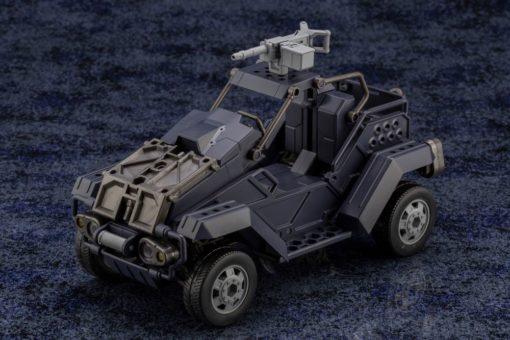 Hexa Gear Plastic Model Kit 1/24 Booster Pack 003 Night Stalkers Ver. 18 cm
