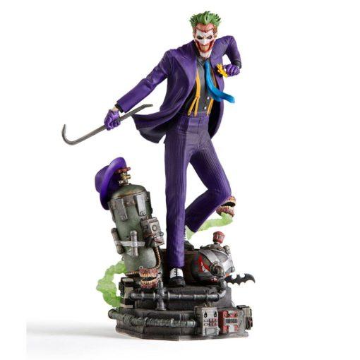 DC Comics Deluxe Art Scale Statue 1/10 The Joker 23 cm