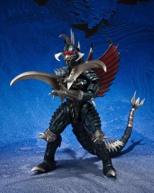 Godzilla: Final Wars S.H. MonsterArts Action Figure Gigan (2004) Great Decisive Battle Ver. 18 cm