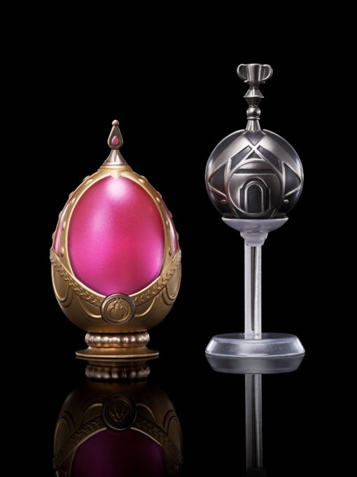 Puella Magi Madoka Magica Proplica Replica Soul Gem & Grief Seed Set -Madoka Kaname ver.- 7-8 cm