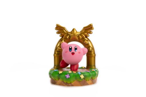 Kirby PVC Statue Kirby and the Goal Door 24 cm