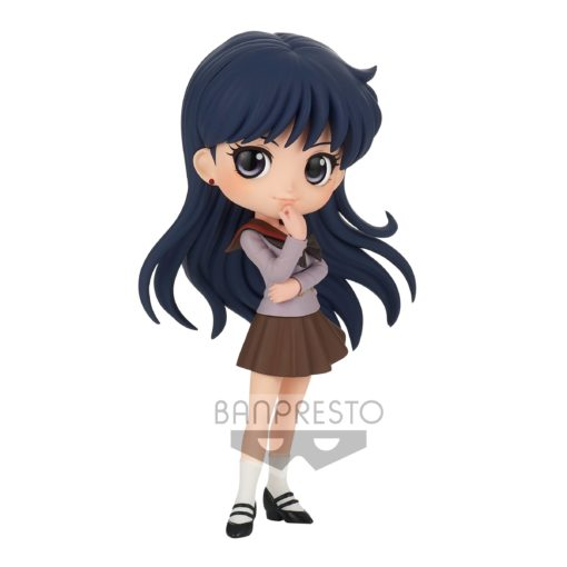 Sailor Moon Eternal The Movie Q Posket Mini Figure Rei Hino Ver. A 14 cm