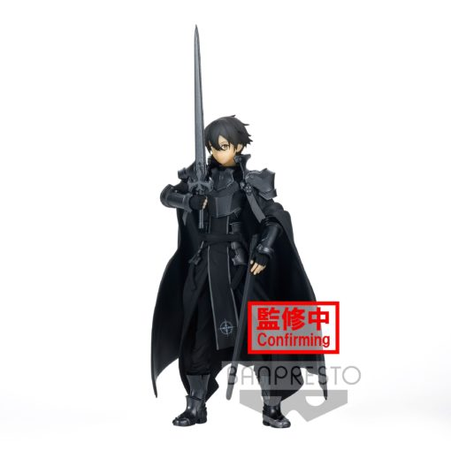Sword Art Online Alicization Rising Steel Espresto PVC Statue Integrity Knight Kirito 16 cm