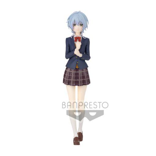 Bottom-Tier Character Tomozaki PVC Statue Fuka Kikuchi 17 cm