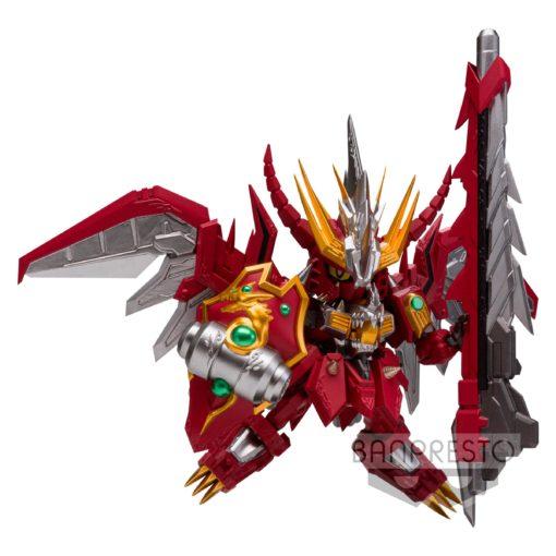 SD Gundam PVC Statue Red Lancer 9 cm