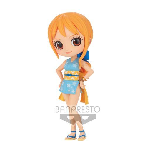 One Piece Q Posket Mini Figure Onami Ver. B 14 cm