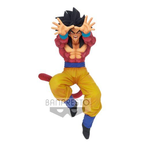 Dragonball Super Son Goku Fes PVC Statue Super Saiyan 4 Son Goku 16 cm