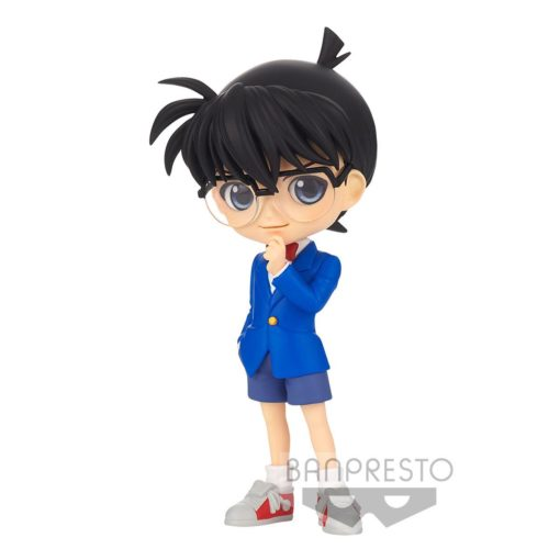 Case Closed Q Posket Mini Figure Conan Edogawa Ver. B 13 cm