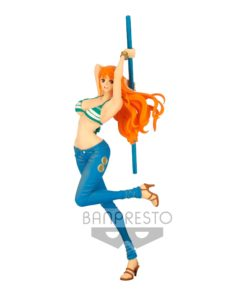 One Piece Lady Fight!! PVC Statue Nami 20 cm