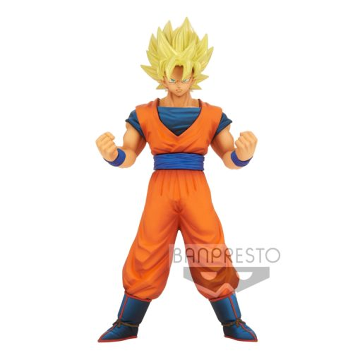 Dragon Ball Z Burning Fighters PVC Statue Son Goku 16 cm
