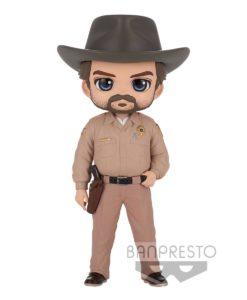 Stranger Things Q Posket Mini Figure Hopper 15 cm