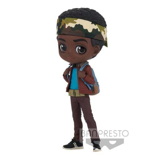 Stranger Things Q Posket Mini Figure Lucas 13 cm