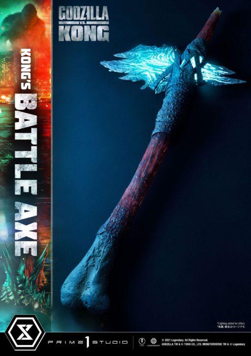 Godzilla vs Kong Replica 1/1 Kong's Battle Axe 95 cm