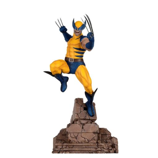 Marvel Future Fight Video Game PVC Statue 1/10 Wolverine 22 cm
