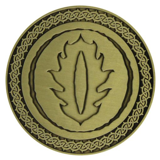 Lord of the Rings Medallion Mordor Limited Edition