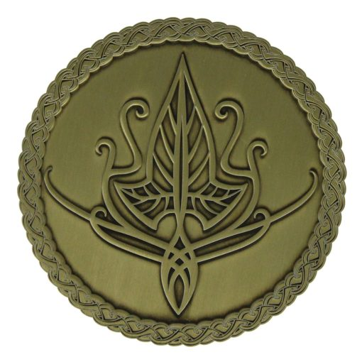 Lord of the Rings Medallion Elven Limited Edition