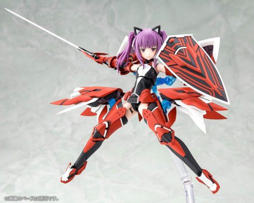 Alice Gear Aegis Plastic Model Kit Ayaka Ichijo (Ei-shun) 15 cm