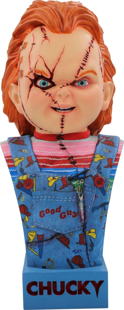 Seed of Chucky Bust Chucky 38 cm