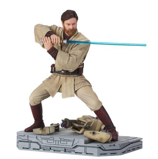 Star Wars Episode III Milestones Statue 1/6 Obi-Wan Kenobi 30 cm