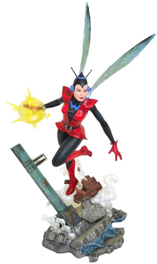 Marvel Comic Gallery PVC Statue Wasp 33 cm
