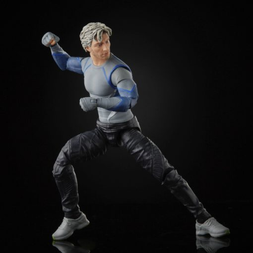 The Infinity Saga Marvel Legends Series Action Figure 2021 Quicksilver (Avengers: Age of Ultron) 15