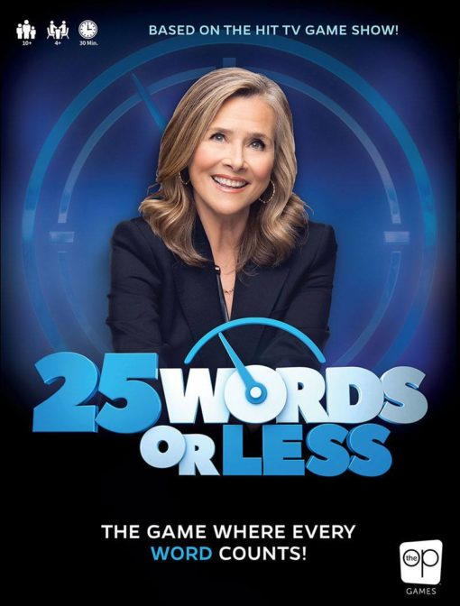 25 Words or Less Board Game *English Version*