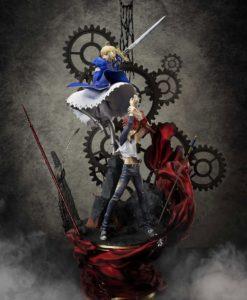 Fate/Stay Night Premium Statue The Path 15th Anniversary 106 cm