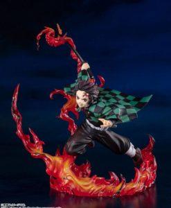 Demon Slayer: KnY FiguartsZERO PVC Statue Tanjiro Kamado (Total Concentration Breathing) 19 cm