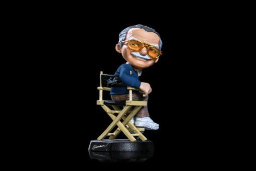 Stan Lee Mini Co. PVC Figure Blue Shirt Version 14 cm