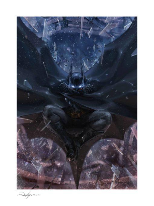 DC Comics Art Print The Batman's Grave #1 46 x 61 cm – unframed