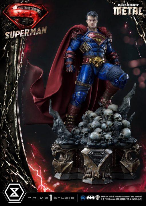 DC Comics Statue 1/3 Superman 88 cm
