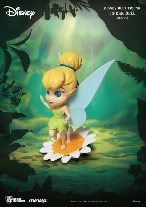 Disney Best Friends Mini Egg Attack Figure Tinkerbell 8 cm