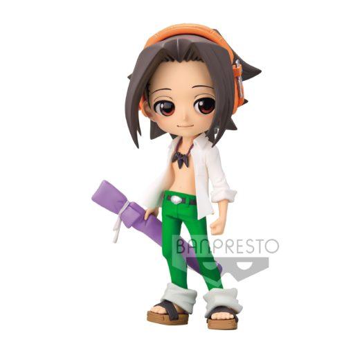 Shaman King Q Posket Mini Figure Yoh Asakura Ver. B 14 cm