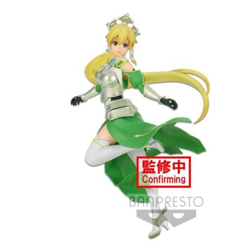 Sword Art Online Espresto Statue est-Dressy and motions-The Earth Goddess Terraria Leafa 19 cm